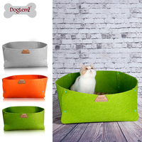 Wholesale cheap DogLemi 2 IN 1 Nature Pet Bed Blanket Cat Bed House