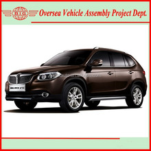 Luxury 1.5/1.6 MT/AT Used Chinese SUV 4x4