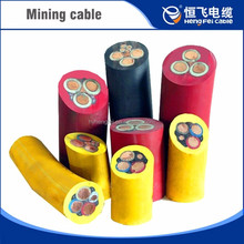 Rated voltage 110kv XLPE insulated power cable