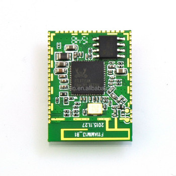 (F11AMIM13) Low cost MINI Size RTL8711AM Chip Serial Uart to wifi module for IOT Ameba module