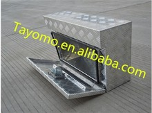 Echelon Aluminum underbody truck tool boxes,underbed tool boxes,aluminum Ute Trailer under tray trade tool boxes pair