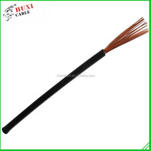 Round Wiring Copper 2.5mm Electrical Cable Price , Types Electrical Cable Wire