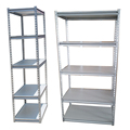 powder coating angle metal shelving