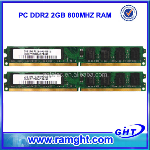 Computer components from China ram memory ddr2 2gb