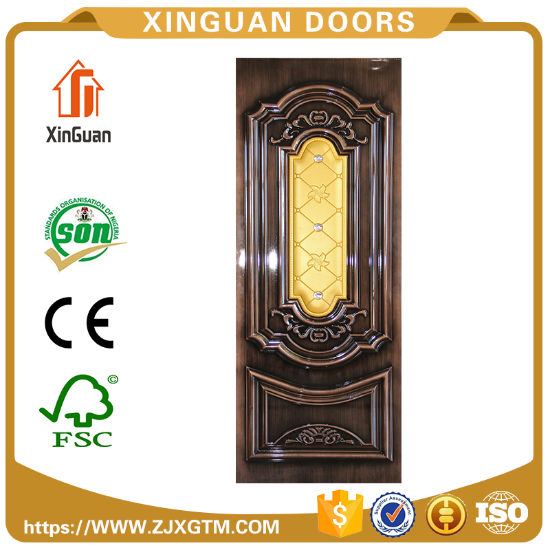 2017 Hotsale WPC mould door skin for decoration door
