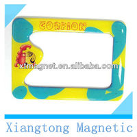 Promotional magnetic photo frame new design hot sale 2013