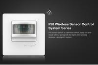latest design PIR Sensor 10w led flood light Built-in led ip65 outdoor flood light 20W led motion sensor light