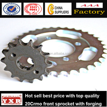 bajaj motorcycle chain sprocket kit