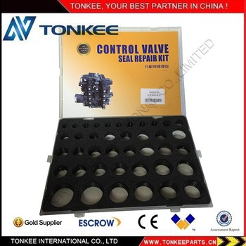 High-end quality EC210B EC240B EC290B control valve seal box