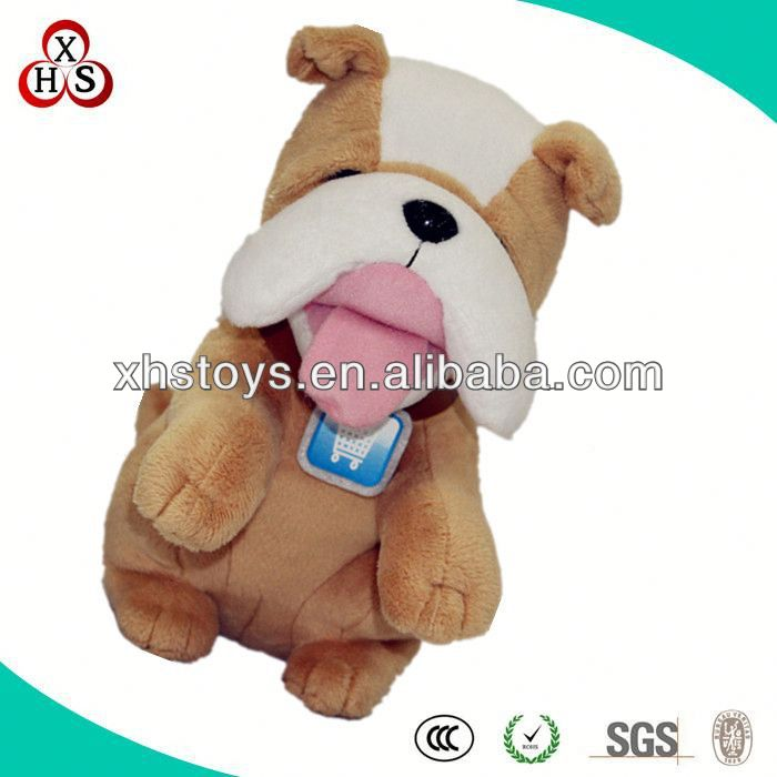 plush dog toys wholesale,lucky toy dog