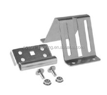 Galvanised steel Garage Door Top Roller Bracket