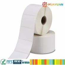 Thermal transfer printer printable Ntag216 Adhesive RFID label NFC sticker