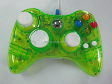 PC USB Wired Game Controller For XBOX360 With LED Light