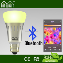 Christmas decoration light bulb ULIGHT APP bluetooth smart led bulb 8w
