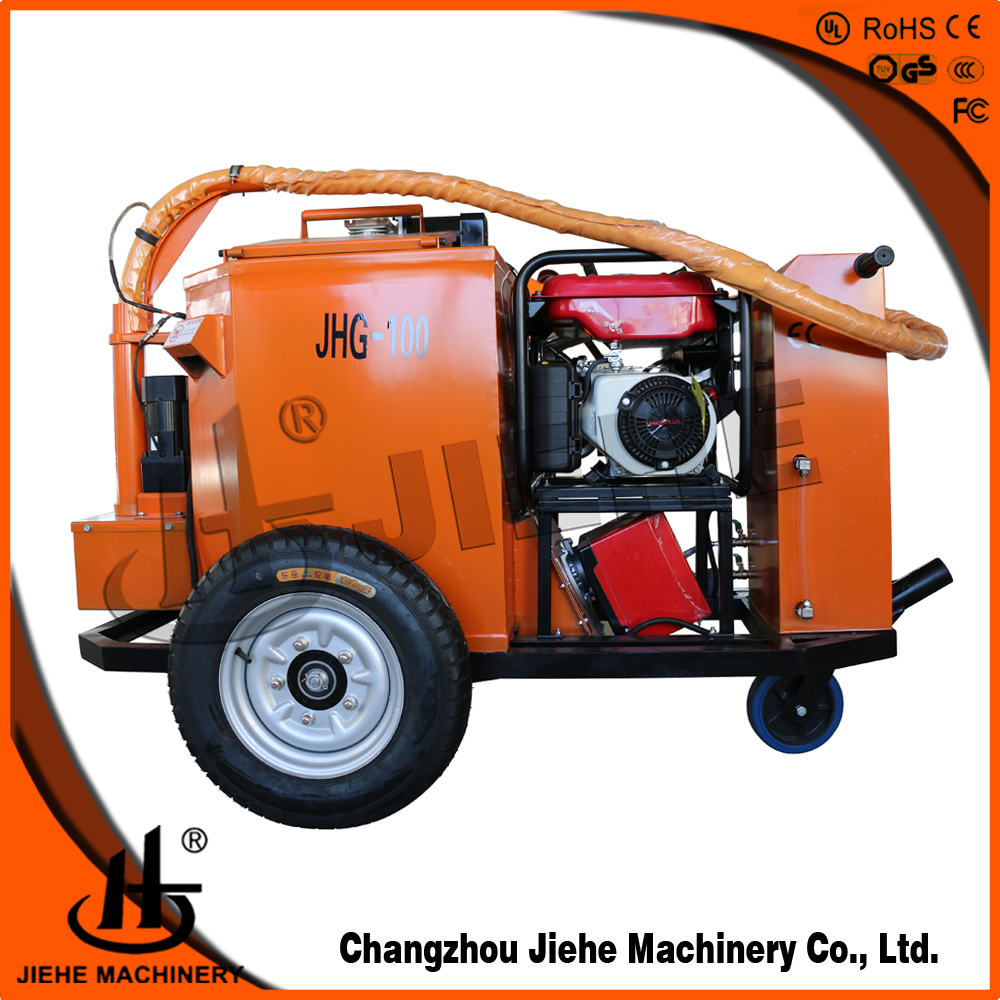 best selling in states JHG-100,asphalt road crack sealing machine for concrete asphalt repair contractors