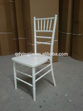 Solid Wood Restaurant Chairs cheap banquet chiavari for event and birthday