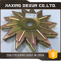 ISO9001 home appliances stamping parts , stamping part weld silver contact