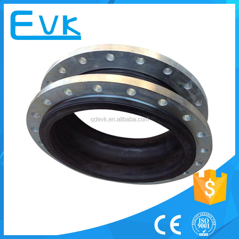Single Sphere Flanged Rubber Expansion Joint Price