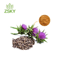 China Supply Water Soluble Milk Thistle Extract Powder 80% silymarin