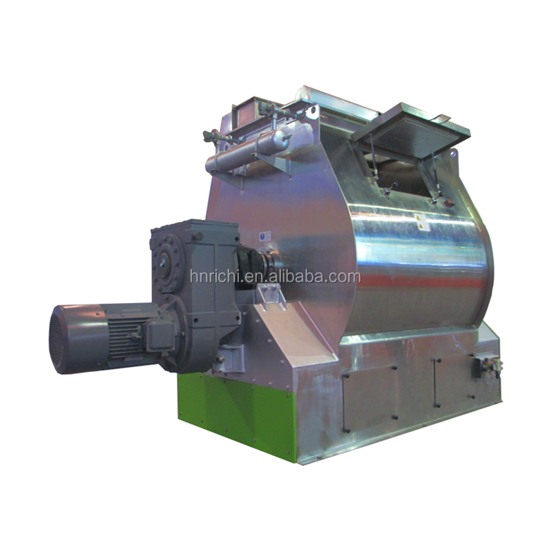 500 Buyers Choose Us The Full Stainless Steel Animal Feed Premix Mill Mixer