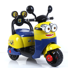 Children's electric ride on car motocycle