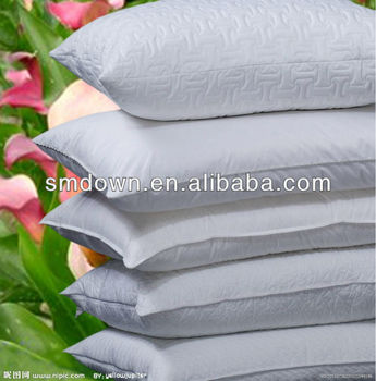 feather pillow,pillow case for hotel and home with high quality