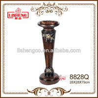 Hollow home indoor decorative pedestal and column 8828Q