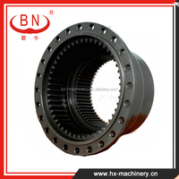 Apply to HITACHI EX200-1 Excavator Hot China Products Travel Device Ring Gear , Excavator Gear Parts , Transmission Gear Ring