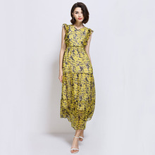 professional made garment anti-wrinkle polyester chiffon solid color muslim women dress pictures