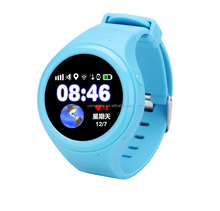 kids smart watch phone T88 First round screen GPS WIFI watch phone for kids and olders location and tracking smartwatch