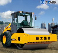 Factory sale! XCMG road machinery XS142 types of road roller