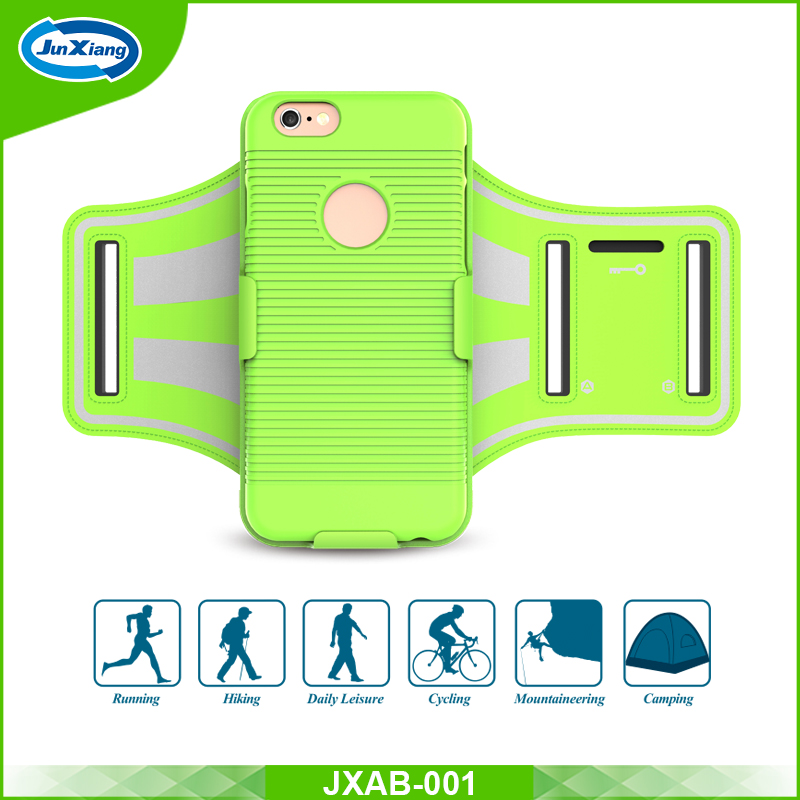 New Case 2017 Sport Armband for iPhone 6 With Refletive Armband