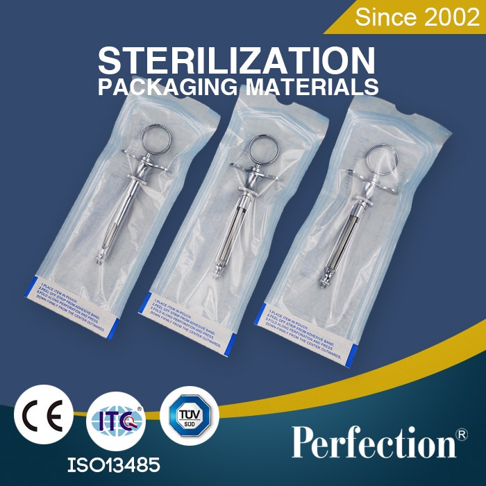 Self Sealing Sterilization Pouches/Medical Expendables