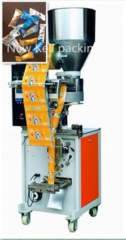 Fried food dough twist packing machine