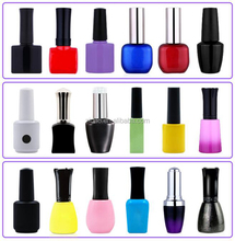 different designs soak off nail gel polish OEM private logo one stop UV gel polish for nails