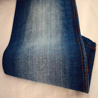 100% cotton denim fabric for readymade jeans
