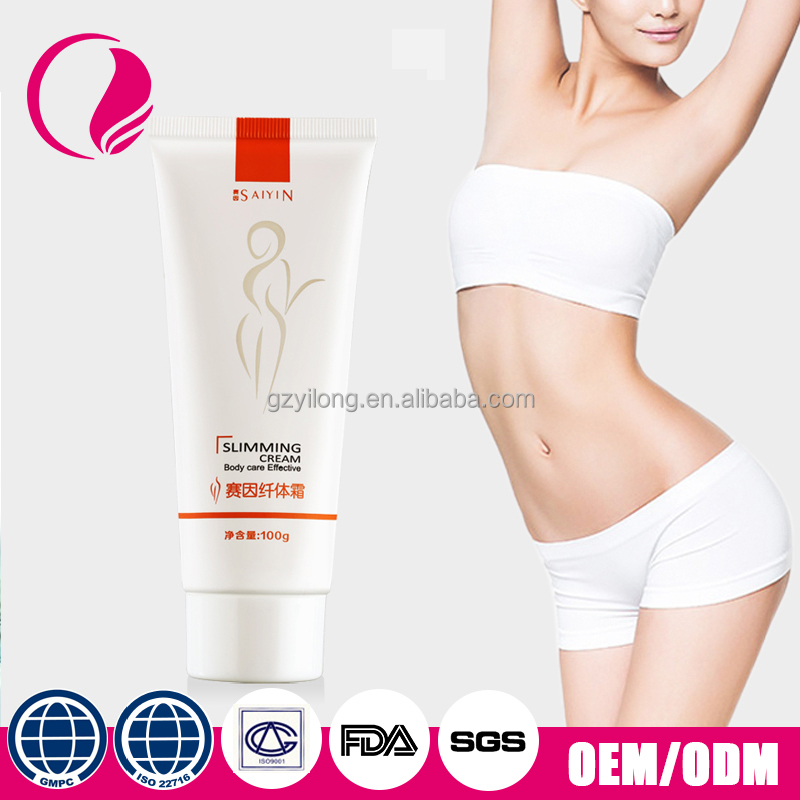 Thin waist weight lose fat burning cream slimming cream private label