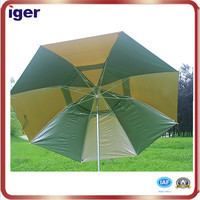 Simple design small beach umbrella fishing nets