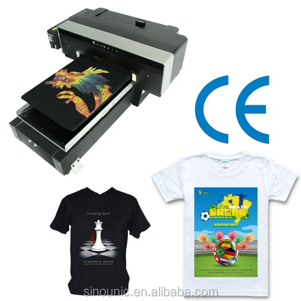 Digital Screen Printing Machines T Shirts