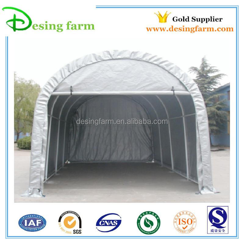 Pvc Car Shelters : Pvc car garage shelter canopy buy portable