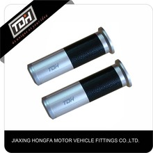 aftermarket parts hot jiaxing hongfa leather motorcycle grips comfortable
