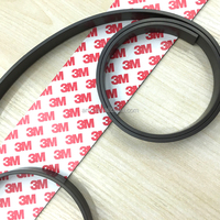 strong 3M adhesive rubber cabinet magnetic strips