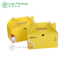 Magnetic wedding cake boxes cookies box paper cardboard box design for packaging
