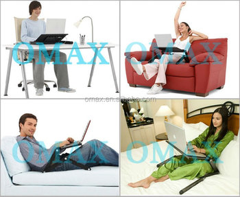 Folding Laptop Table for Lazy People