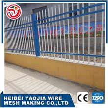 Balcony Zinc Steel Fence For Security Anti-Corrosion