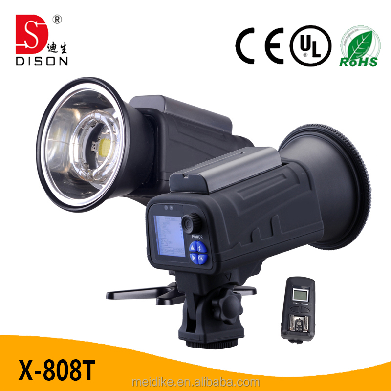 Professional high speed camera flash light for canon 70d
