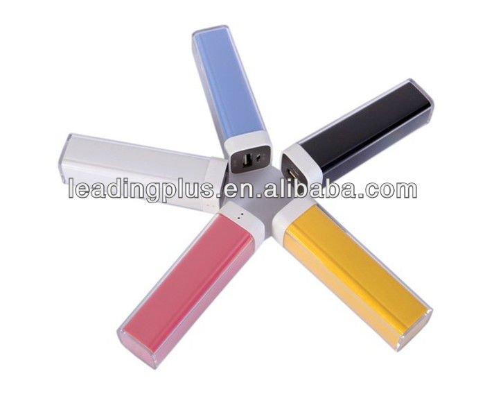 Best buy candy color mobile phone powerbank battery