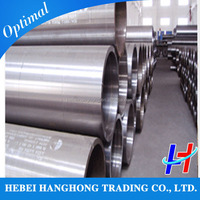 Seamless ss304 stainless steel pipe price per kg