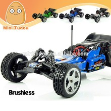 Brushless motor car L202 high speed 1 12 scale 4wd rc drift big Brushless rc car