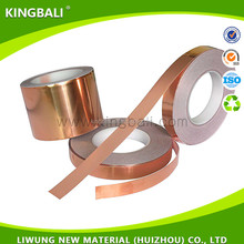 Single conductive best selling copper foil tape for PCB